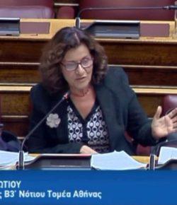 Ομιλία στη Β΄ ανάγνωση του Σ/Ν για την κύρωση των ΠΝΠ στήριξης της οικονομίας έναντι της κρίσης.