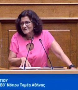 Ομιλία μου στο Σ/Ν του Υπ. Ψηφιακής Διακυβέρνησης για τα αρ. 23 και 24 για την αναδοχή και υιοθεσία.